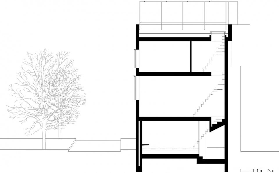 三角公寓平面图