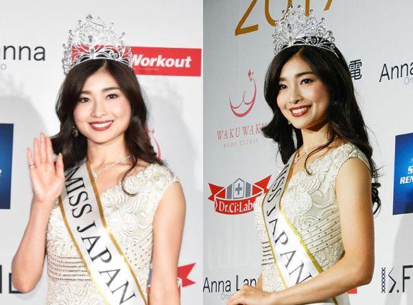 日本小姐选美大赛冠军遭恶评,就因为她是这位人气女优的姐姐?!