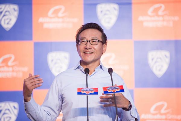 阿里联合创始人蔡崇信正式成为布鲁克林篮网队老板