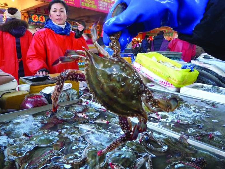 """海蟹""""爬""""上桌""""纸蟹""""更理性"""