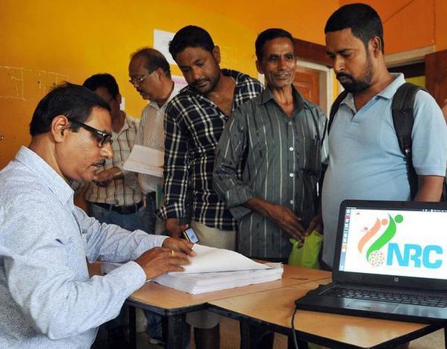 筛查完印度东北3300万人是否是合法公民后,印高官称将再筛查13亿