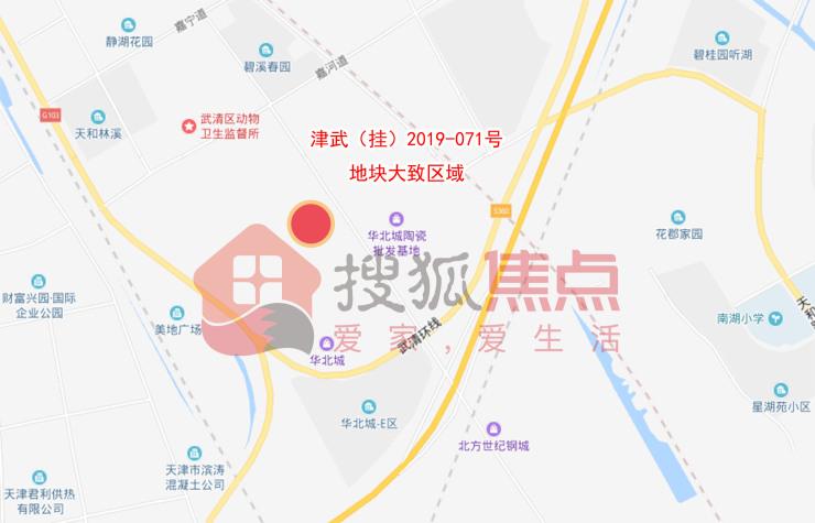 武清下朱庄、蓟州释出商服地块 宁河4宗地块遭遇停牌