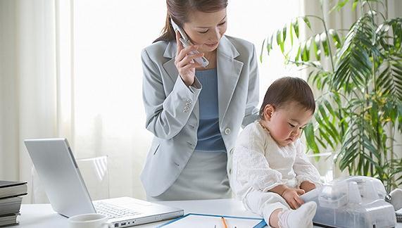 宝妈在家做什么兼职好,适合宝妈赚钱的四种兼职 网上赚钱 第1张