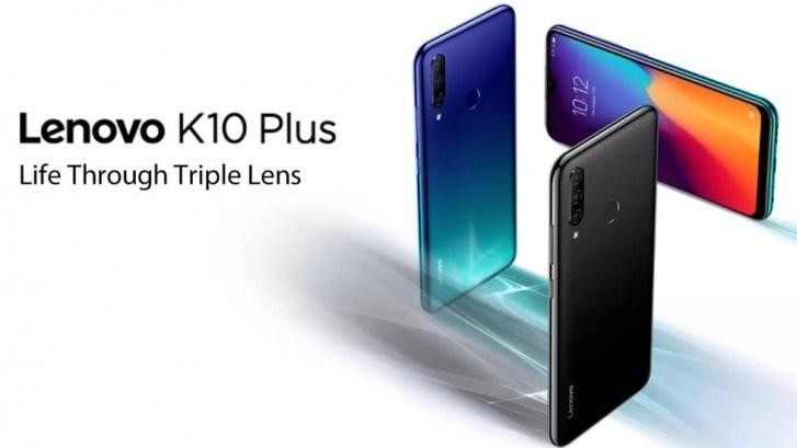 联想K10Plus渲染图曝光:骁龙632+后置三摄
