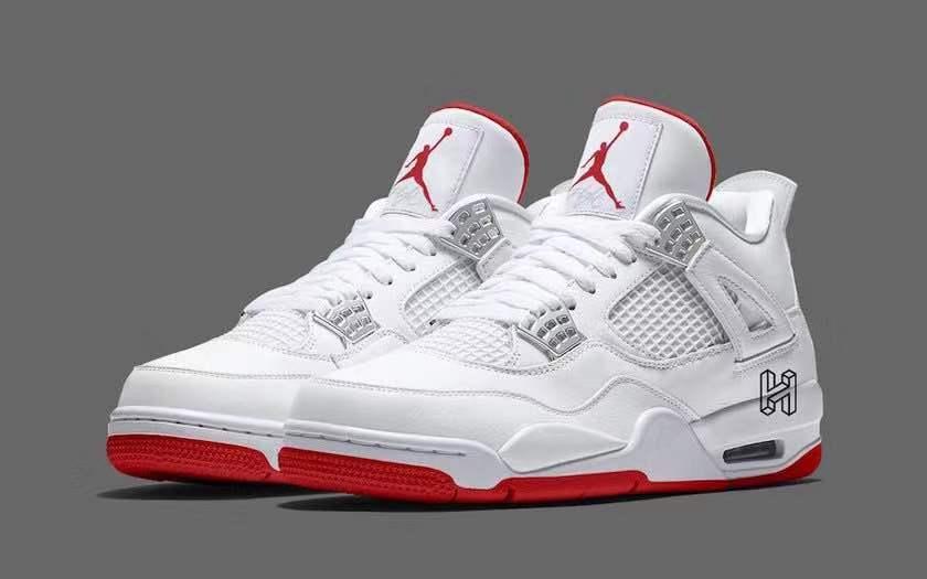 Air Jordan 4 全新白红明年登场!又多了一双心动球鞋!