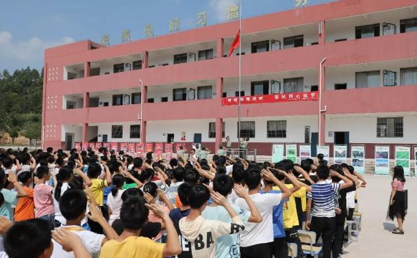南昌工程学院国防教育活动今天走进东乡
