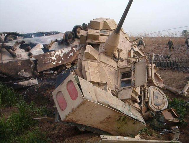 伊拉克一款简单的武器,造成美军70%的伤亡,背后还有伊朗的影子