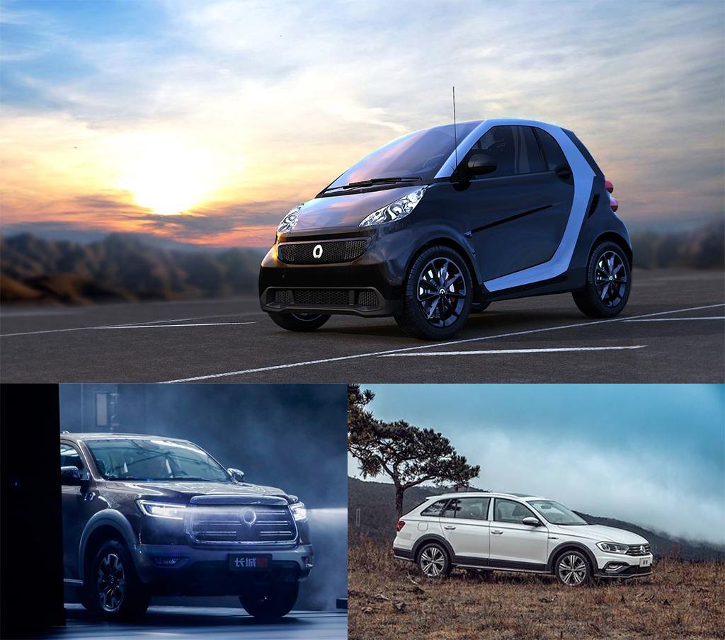 这三款原型车在国外很受欢迎,但在国内却无人问津。推荐三种有代表性的型号
