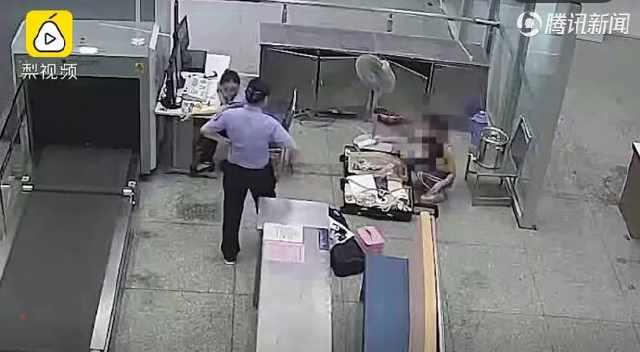 携防晒喷雾进火车站遭阻拦,女演员怒斥民警:你完了