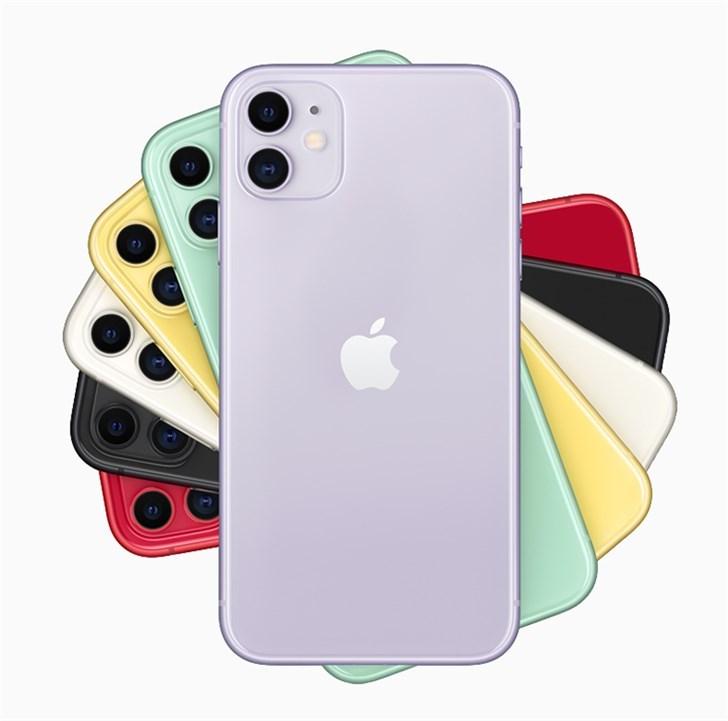 24期免息/折抵换购,苹果iPhone11系列今日首发上市