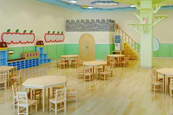 幼儿园多媒体教室设计装修应该怎么做才好 这些细节是必须的