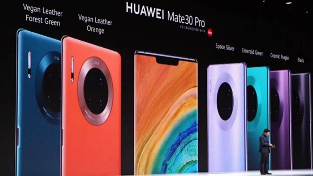 【动点播报】华为Mate30系列新品全球发布会,iOS13正式版发布