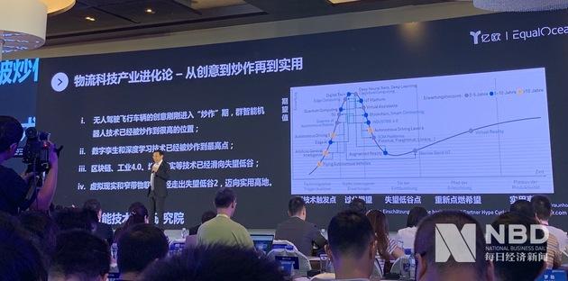 """投资泡沫期已过 物流科技产业升级应避免""""技术孤岛"""""""