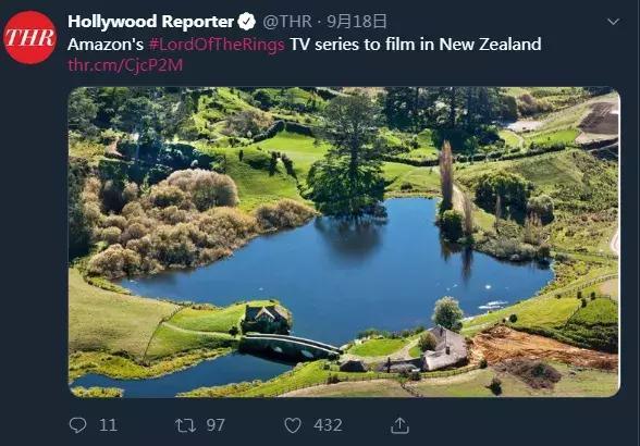 美劇《指環王》開拍在即,三大看點吸睛,得花10億美元拍這部劇?