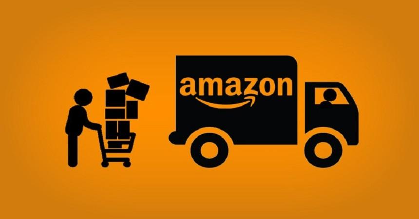 亚马逊订购10万辆电动车欲打造新能源送货车队