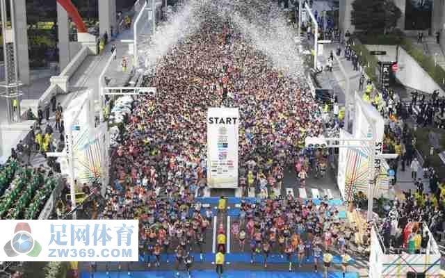中签率仅12 2020东京马拉松抽签结果出炉