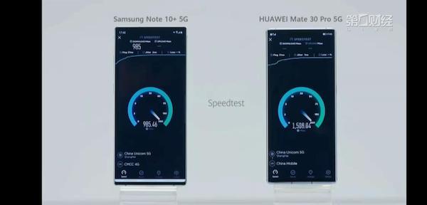 苹果发布会不提5G,华为已经发布第二代5G旗舰手机