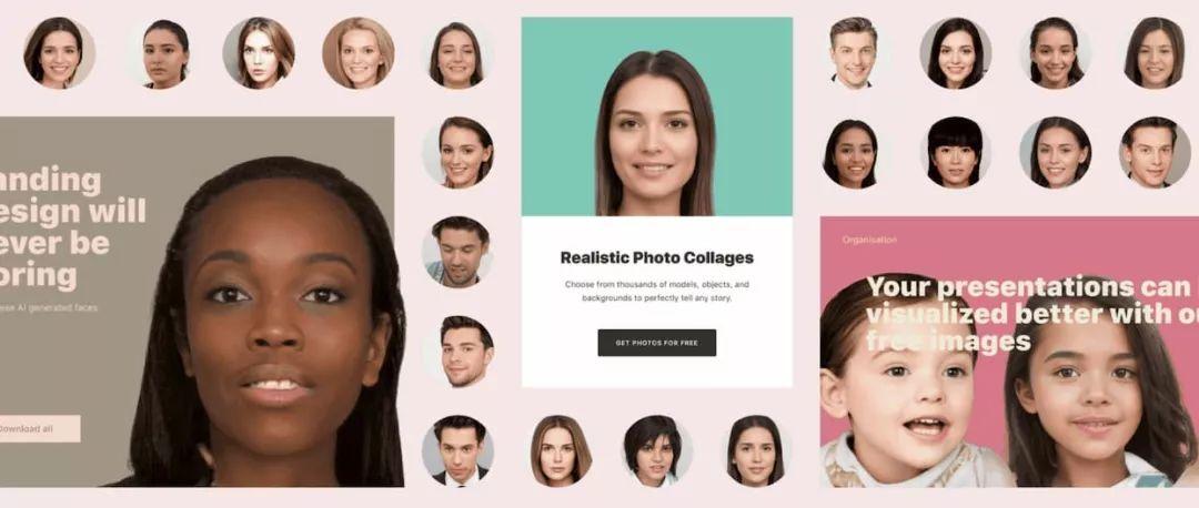 AI头像 Generated Photos 无版权图 第4张