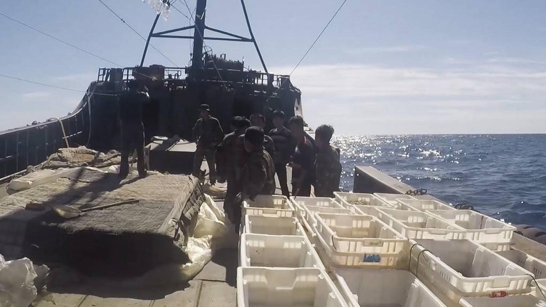俄罗斯扣押160名朝鲜渔民,一人伤重死亡