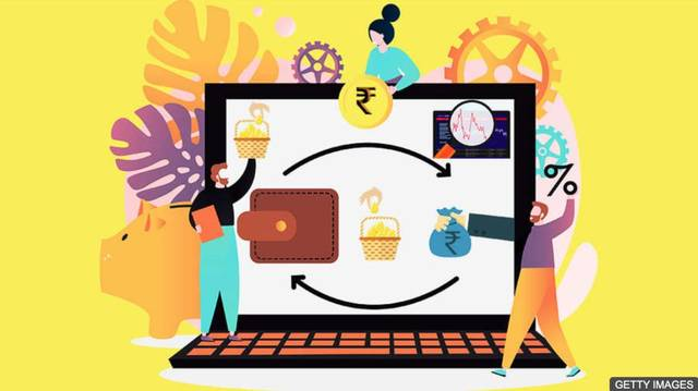 印度在线借贷玩家全景图