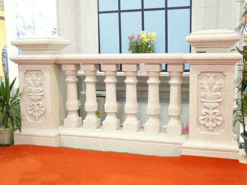 当代石材栏杆 惠安石雕栏杆 常见应用场所收集分享