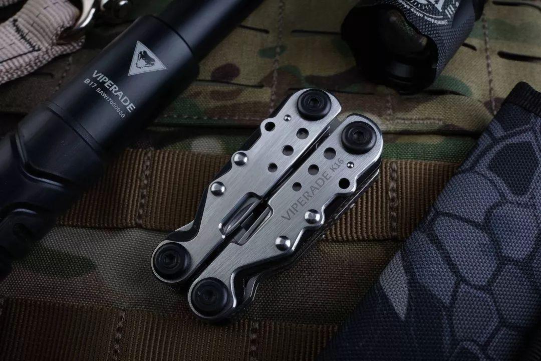 蝰蛇 VIPERADE K16多功能组合工具钳