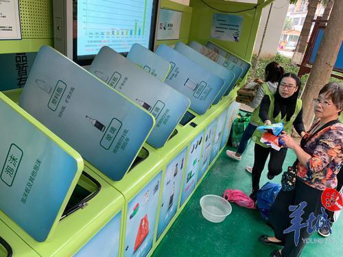 """广州这个区,已有超95%小区实现""""楼道撤桶"""""""