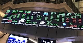 美股指小幅高开,市场继续聚焦贸易形势