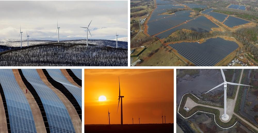 Google 宣布对可再生能源进行重大投资