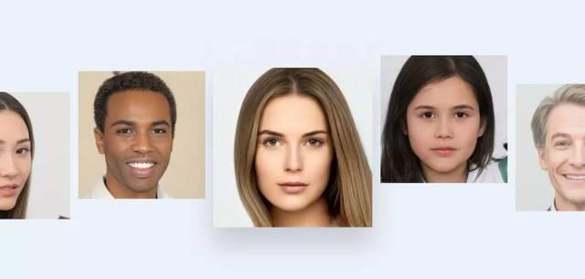 AI头像 Generated Photos 无版权图 第2张