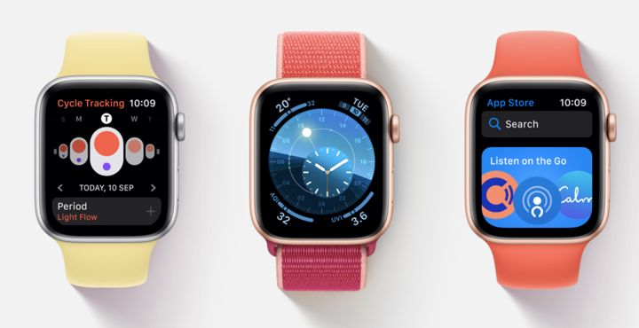 watchOS 6 体验:老手表升级更流畅,还有 8 个新功能