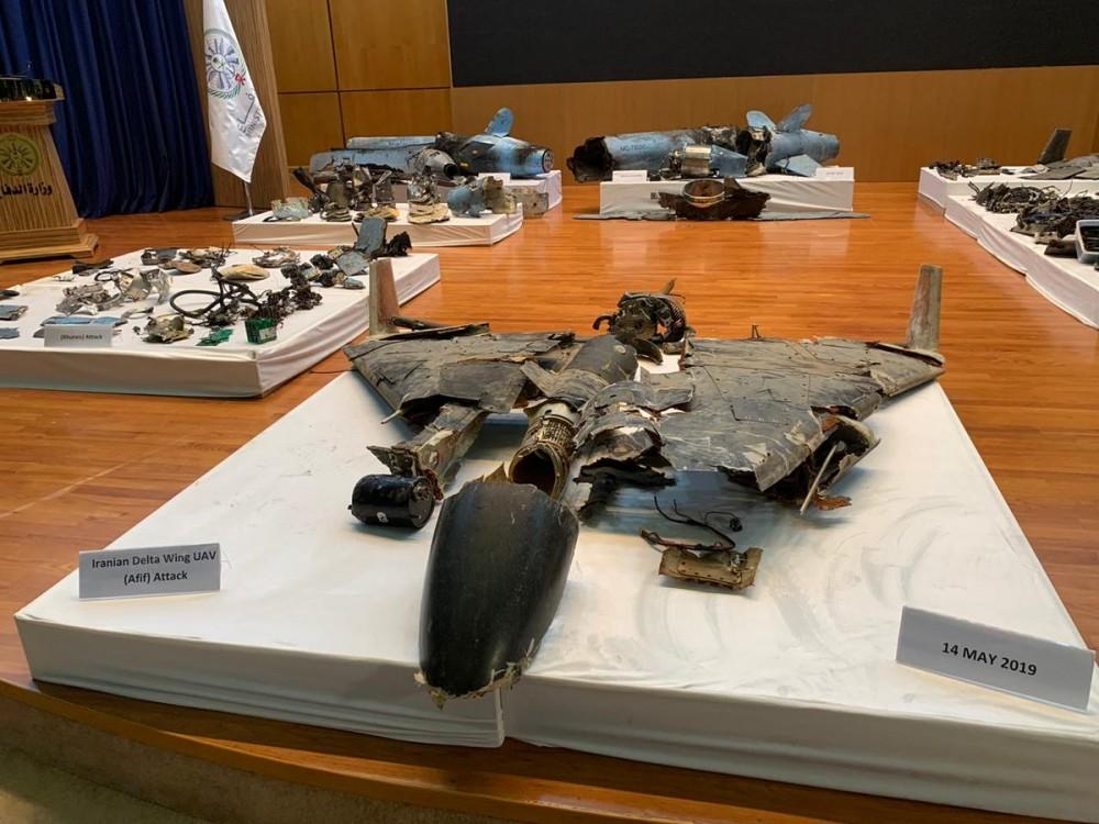 襲擊沙特無人機殘骸無法證明伊朗親自發動襲擊