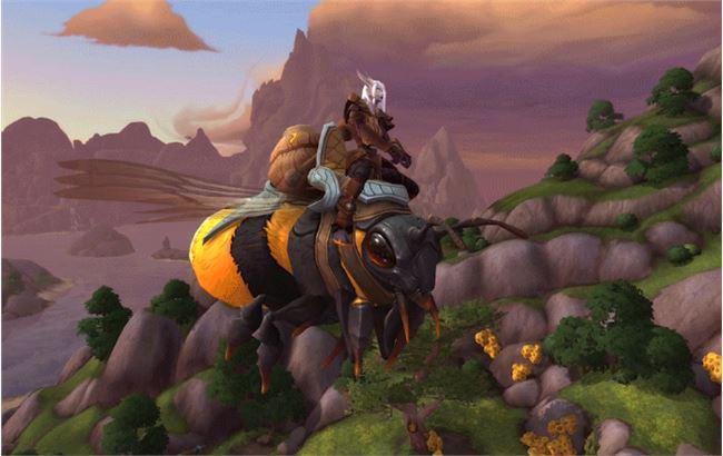 魔兽世界探索斯托颂谷新蜂巢活动详情全新战斗宠物汇总