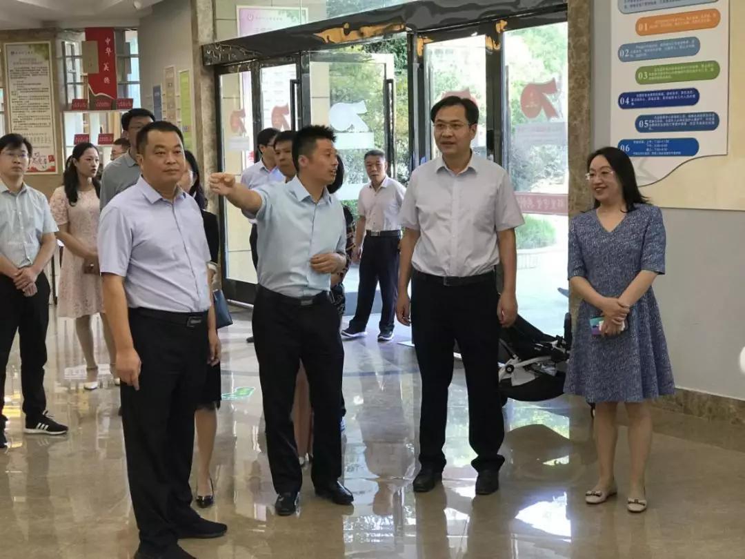 <b>泰兴市委书记刘志明莅临三营观摩新时代文明实践站工作</b>