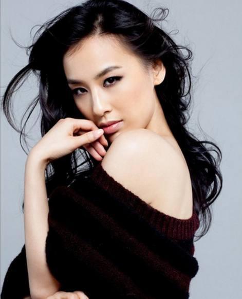 娱乐圈被公认的五位上海,美女,你们更喜欢谁?
