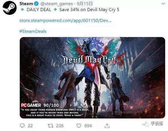 戏真多……steam官方宣布所有游戏打2折,结果……
