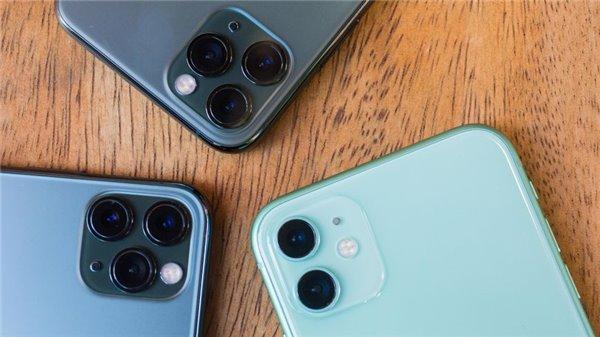 苹果iPhone11/Pro销量火爆,天猫首发半天超越上代全天销售额