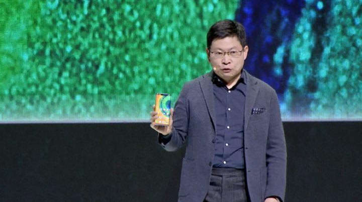 华为 Mate 30 系列发布:4000 万像素四摄 + 6.5 英寸瀑布屏,但最强还是 5G