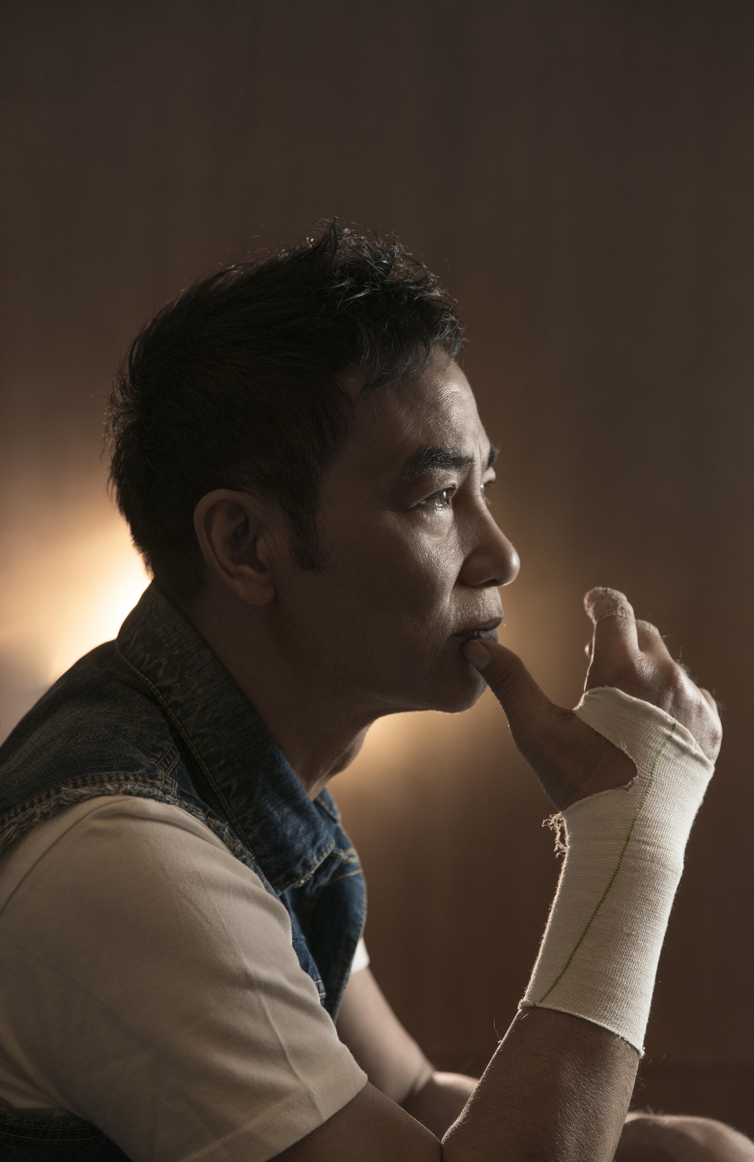 任达华:《小Q》中面临演戏生涯最难挑战丨大咖聊角色