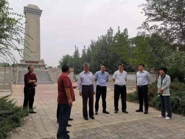 市委主题教育第四巡回指导组到邱县督导