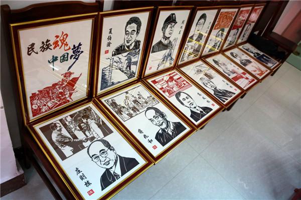 天津 一位与共和国同龄的老人献给国庆70年的礼物