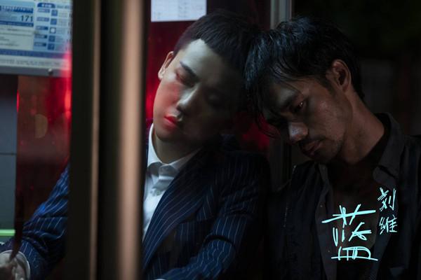 刘维专辑主打《蓝》曝双生版MV飙演技上演人间悲欢