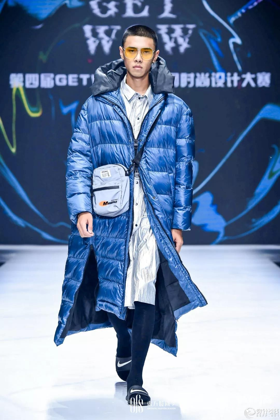 科技、复古、未来主义,第四届GET WOW互联网时尚设计大赛决赛在青岛完美落幕