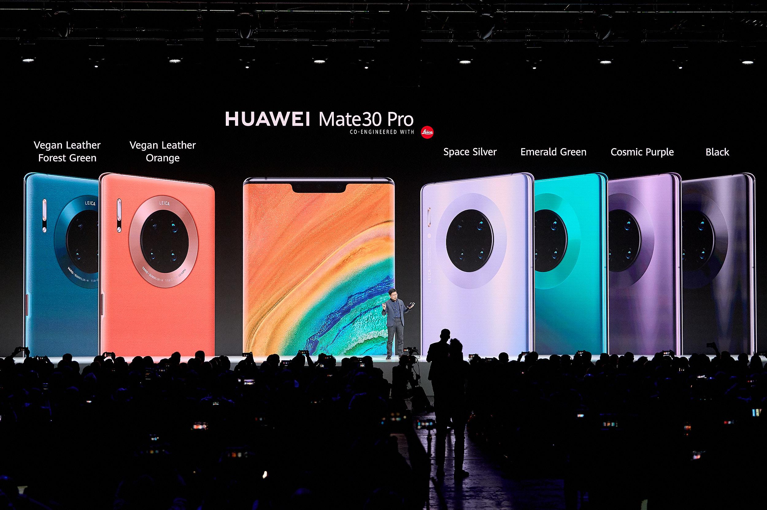 华为Mate30发布遇上iPhone11首销,手机市场局势已变