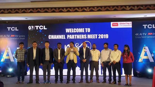 TCL抢跑印度线下市场稳居第五位