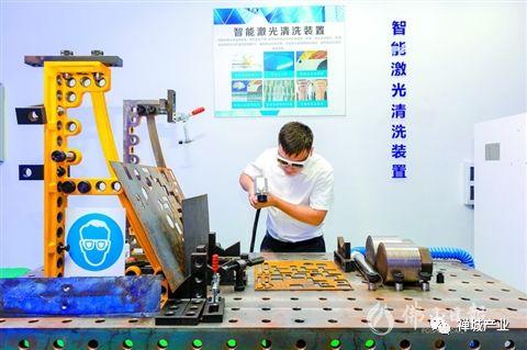 华南高能激光产业园产品频获央企青睐,签约订单达24亿
