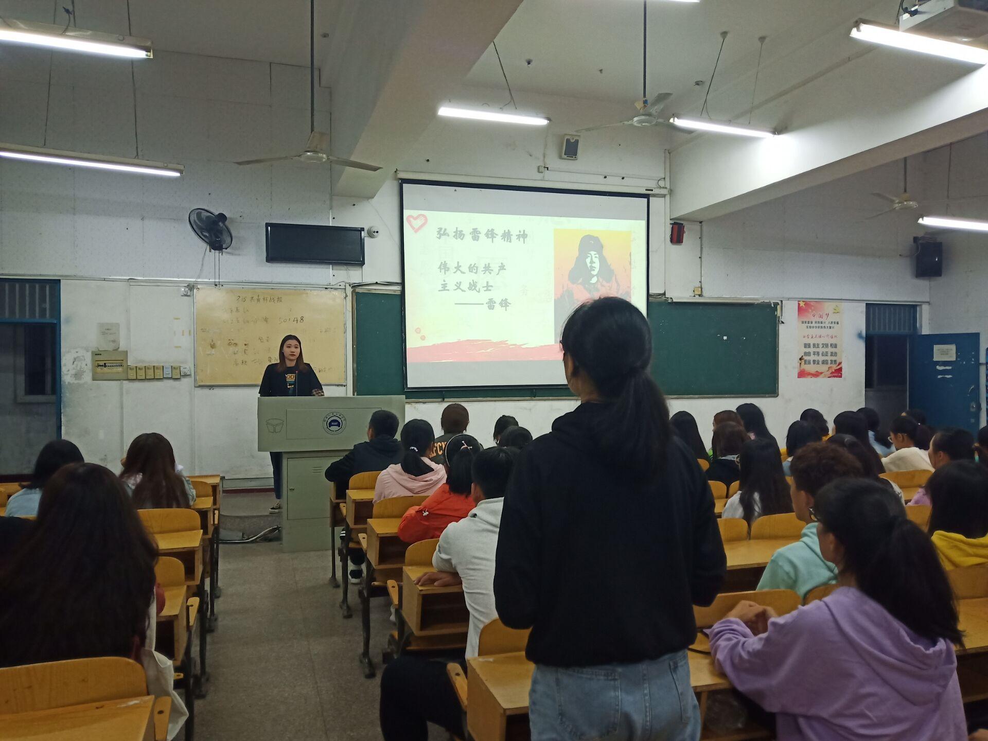 【用行动宣扬志愿精神,献青春书写志愿人生】