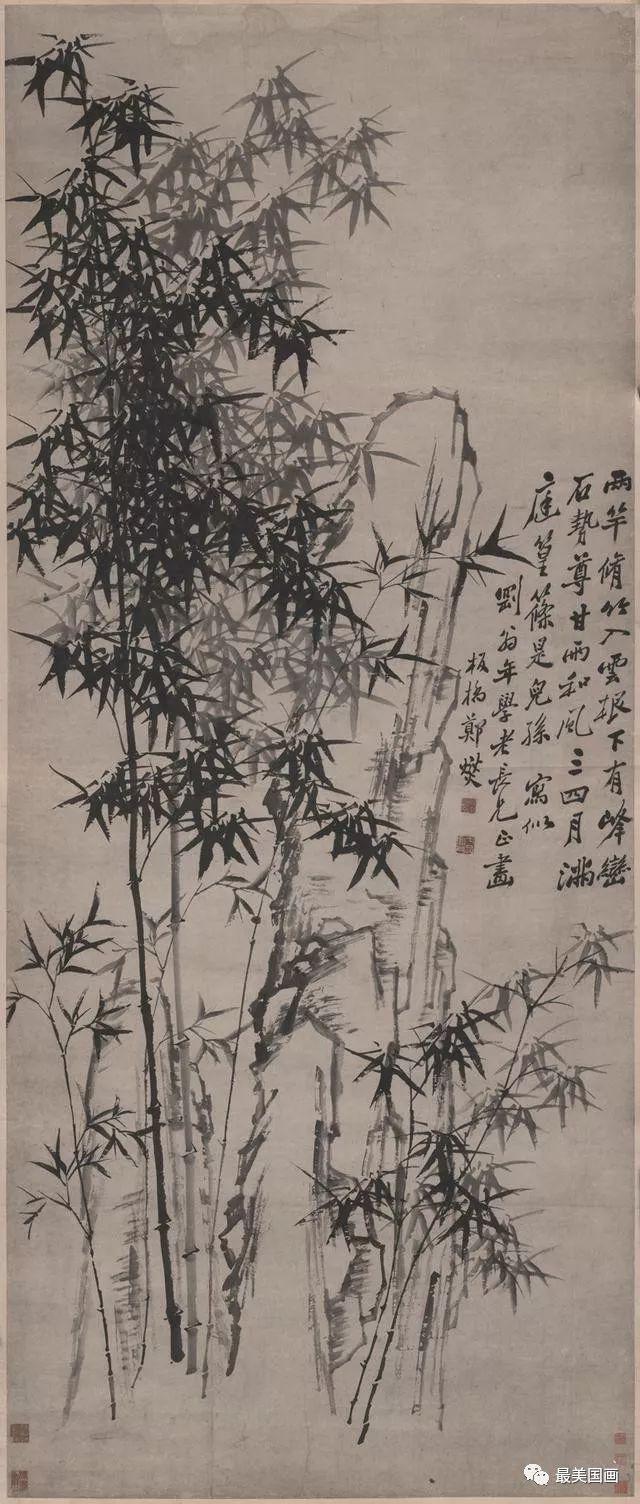 竹石(郑燮)阅读赏析_华语网