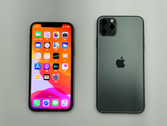 三款iPhone 11上手体验:首选Pro富选Max,11也挺稳