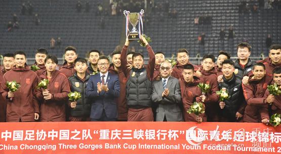 万州将举行国际足球锦标赛